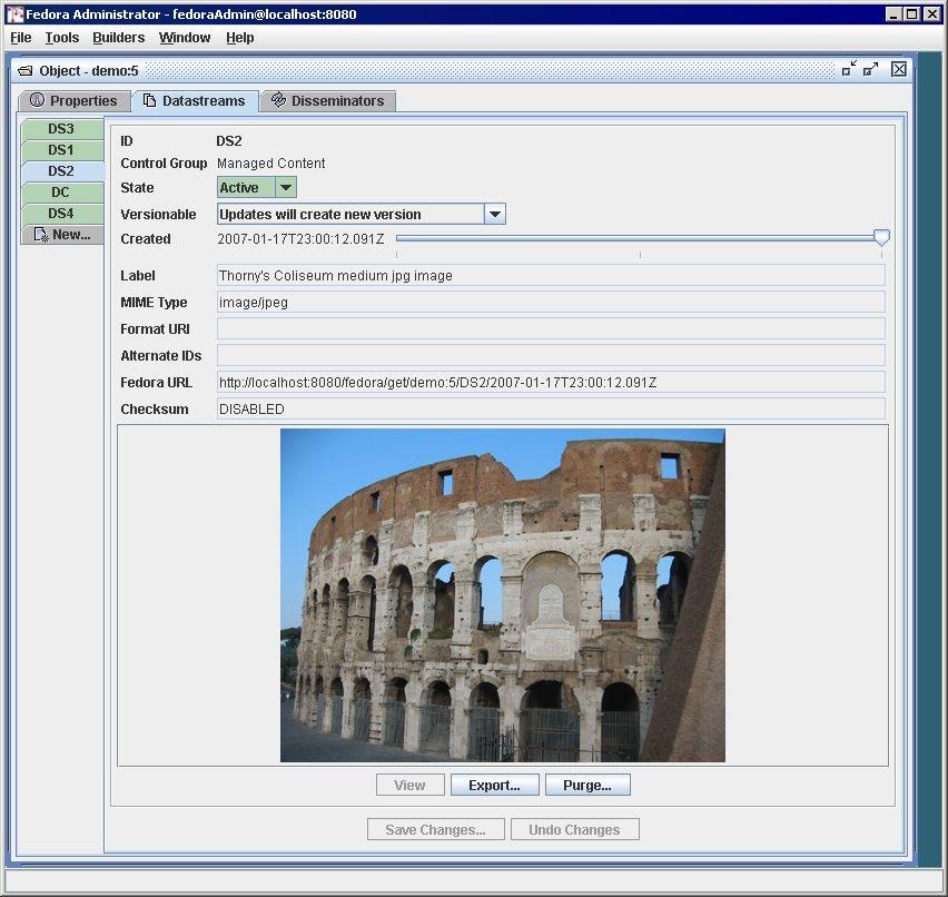 Versioning - Fedora 3 4 Documentation - DuraSpace Wiki