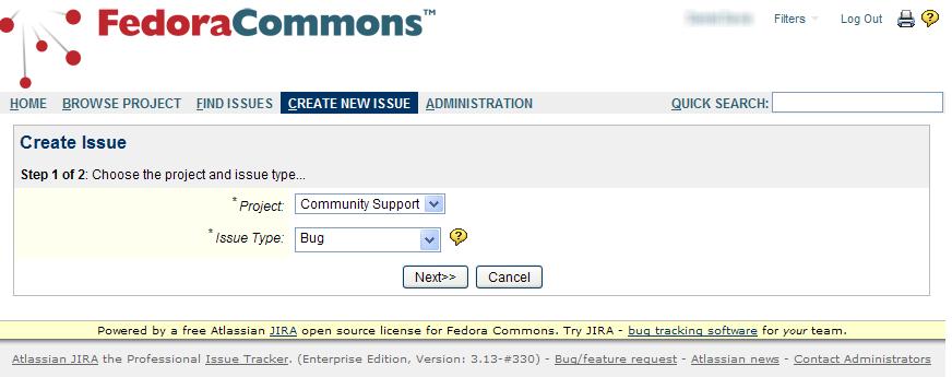 Where are Fedora's bugs reported? - Fedora 3 7 Documentation