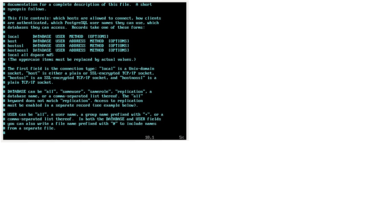 Installing DSpace 4 2 on Ubuntu Server 14 04 1 LTS - DSpace