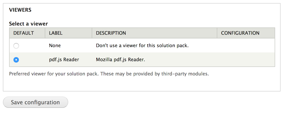 PDF Solution Pack - Islandora Documentation - DuraSpace Wiki