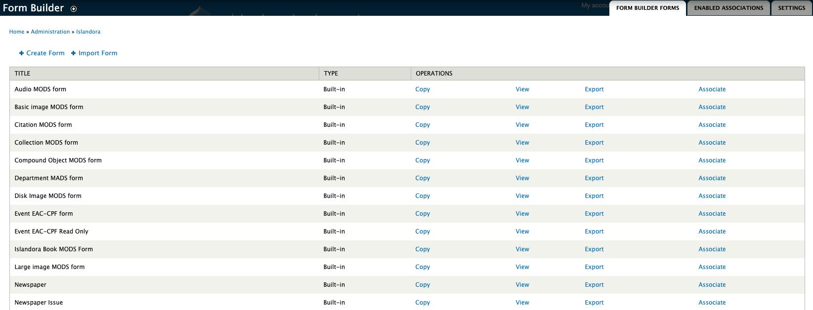 XML Form Builder - Islandora Documentation - DuraSpace Wiki