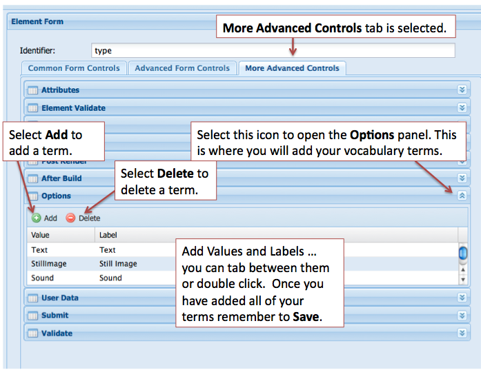 How to Edit/Create Ingest Forms - Islandora 7.x-1.7 - DuraSpace Wiki