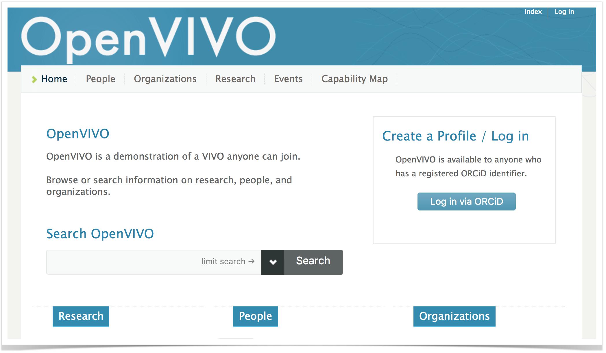 Using the Capability Map - VIVO 1.9.x Doentation ... on